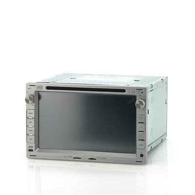2 DIN Car DVD For Volkswagen Player - Impact
