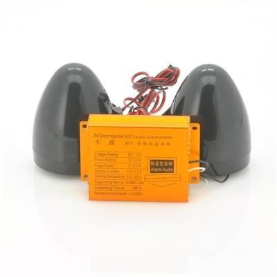 Motorcycle Anti-Theft Alarm And MP3 Player