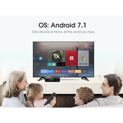 TX92 Android TV Box (32GB)