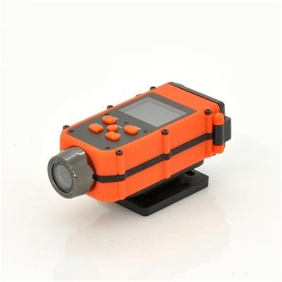 Rugged Full HD Sports Camera - Acropolis HD
