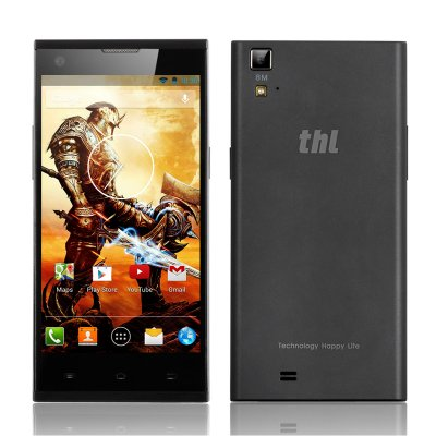 thl T11 True Octa-Core Smartphone (Black)