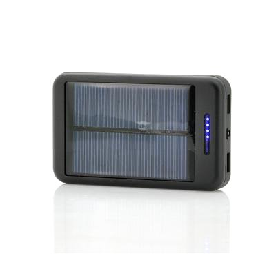 Solar Power Bank Charger - PowerBuddy'