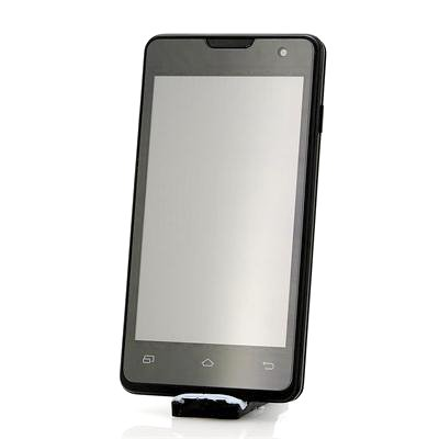 Cloudfone Thrill 400Qx Smartphone (Black)
