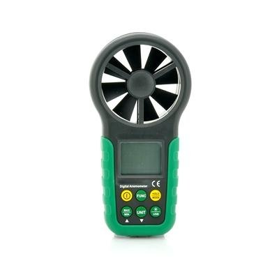 Digital Anemometer w/ Temperature Guage