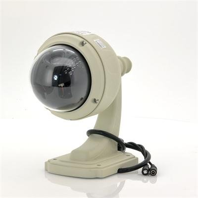 Waterproof Wireless IP Camera with PTZ