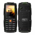 Vkworld V3 Shockproof Mobile Phone Green