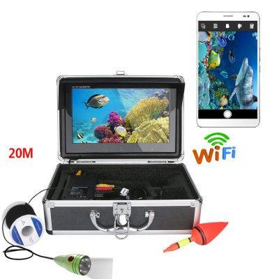 WIFI visible fishing device