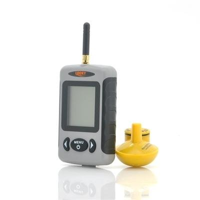 Wireless Sonar Fish Finder w/ 2.8 Inch Screen