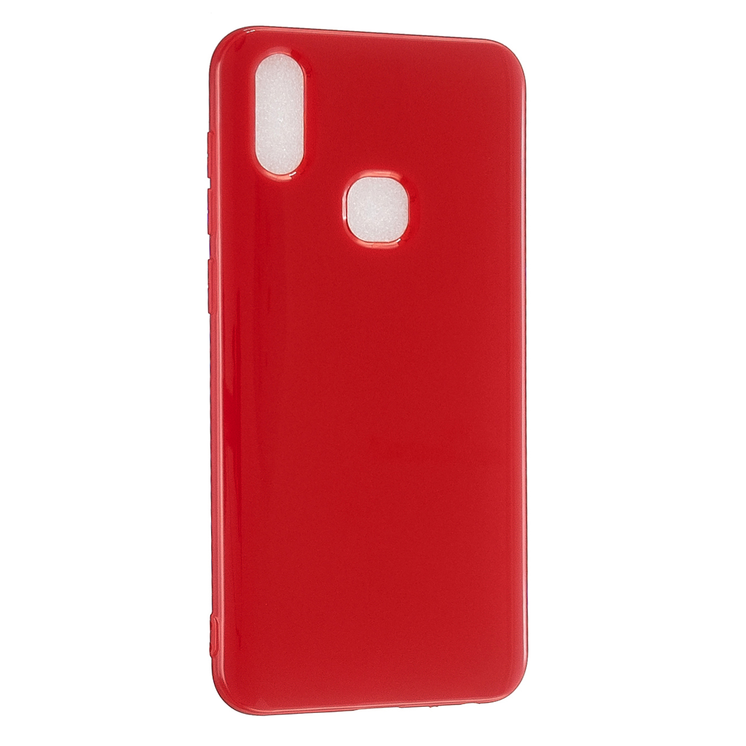 for VIVO Y17/Y3 / Y91/Y95/Y93 Thicken 2.0mm TPU Back Cover Cellphone Case Shell red