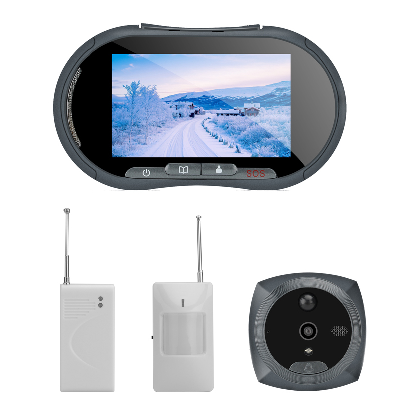 Door Video Camera Kit