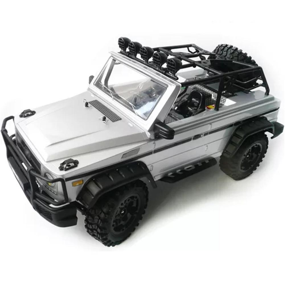 HG P402 1/10 2.4G 4WD Wheel Drive Roadster Climbing Car metal