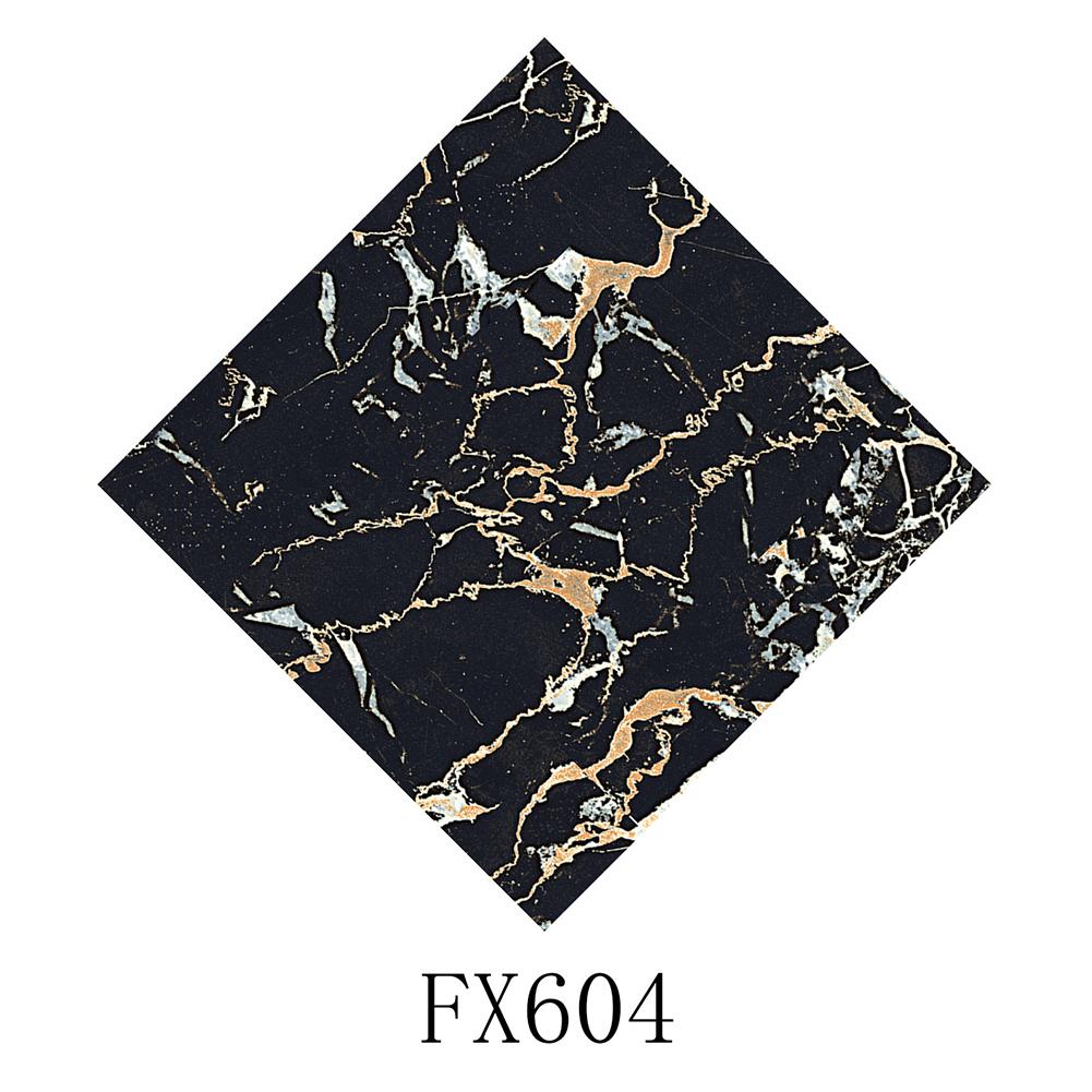 10Pcs Waterproof Wear Resistant Diagonal Tile Wall Sticker Decoration FX604