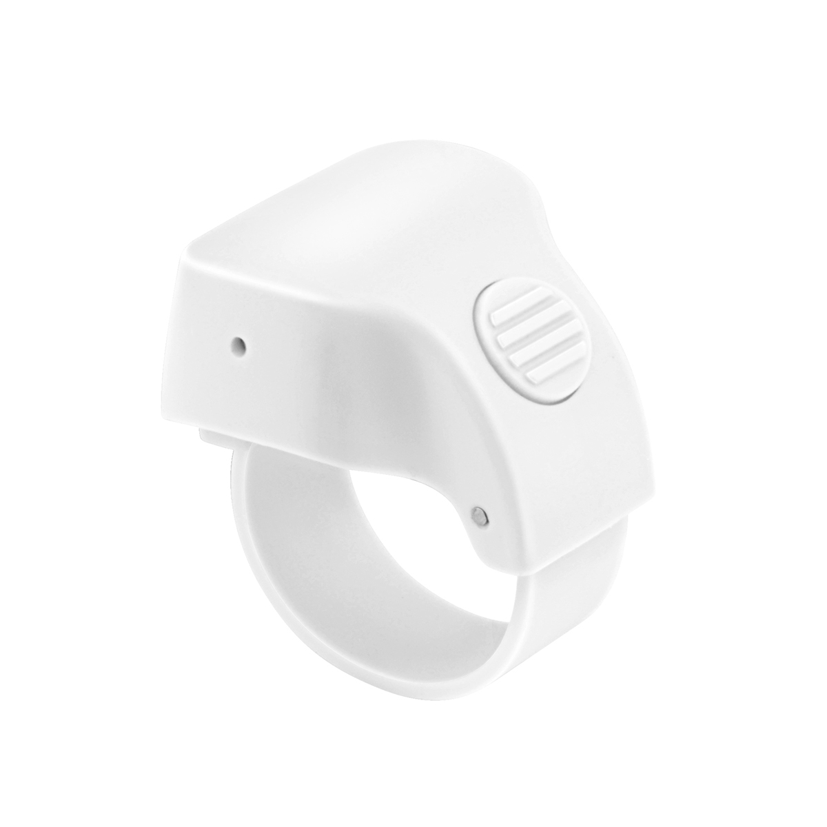 R10 Bluetooth Control Ring Selfie Lithium Battery Rechargeable Free-hands Ring white