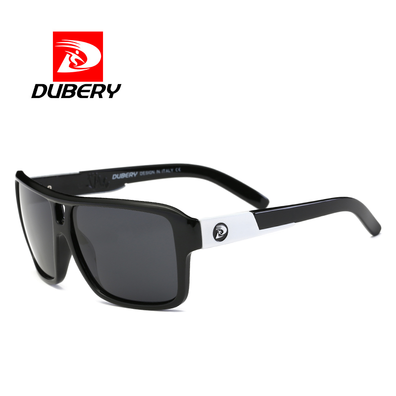 DUBERY UV400 Polarized Sunglasses - Color 8