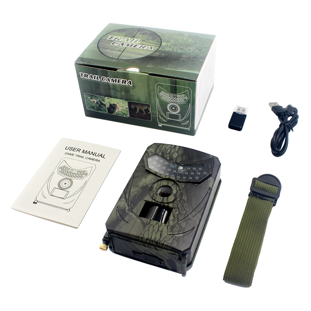 Outdoor Camera 1080P High-definition Wildlife Trail Night Vision Trail Thermal Imager Video Cameras