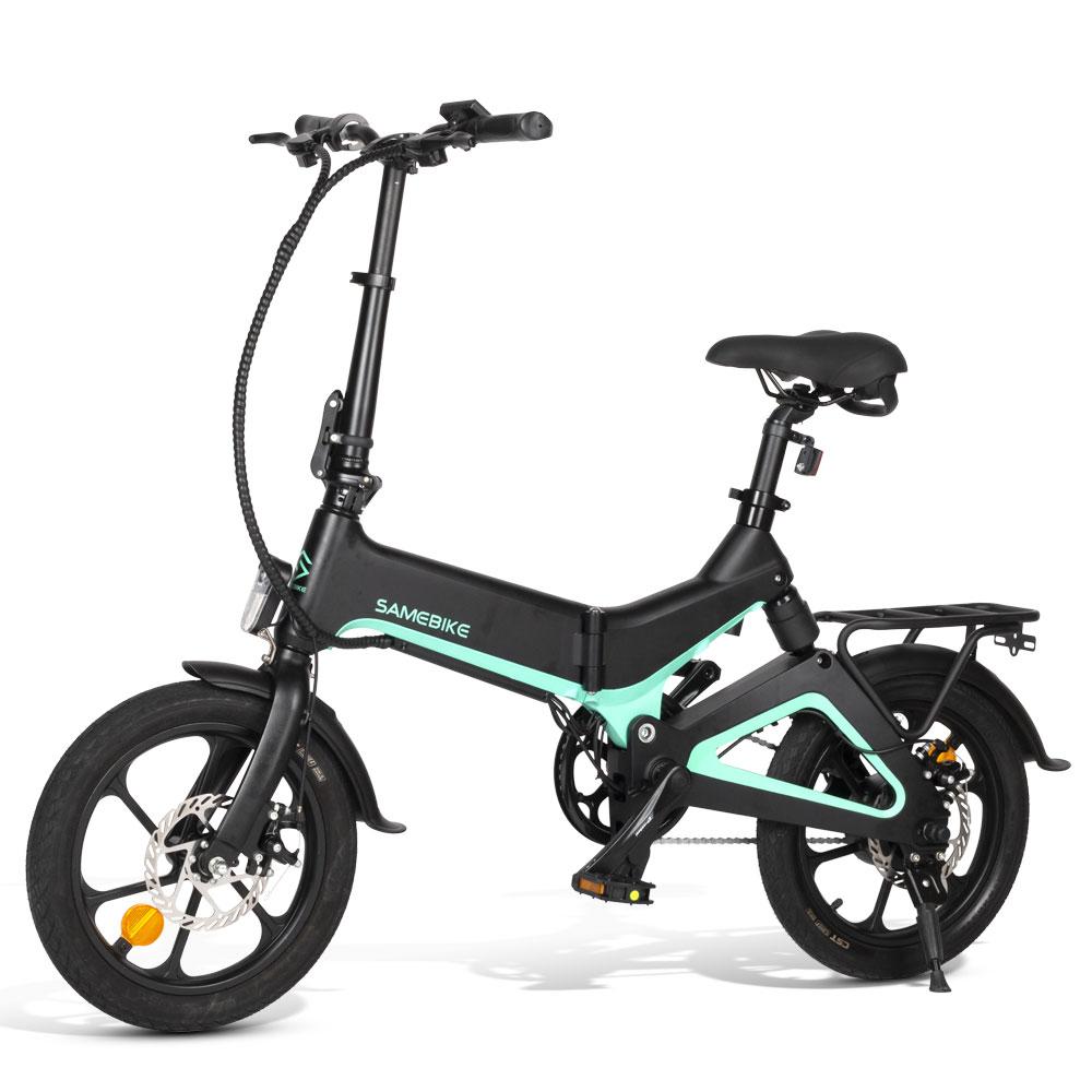 SAMEBIKE G7186 Electric bike Black
