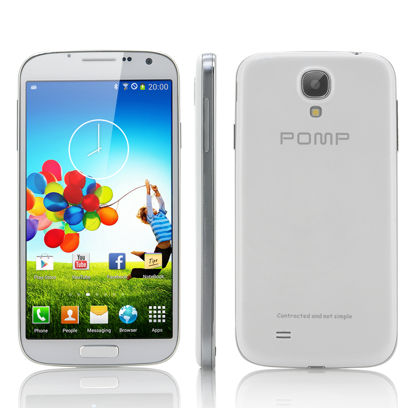 POMP W88A 5 Inch Android 4.2 Phone (W)