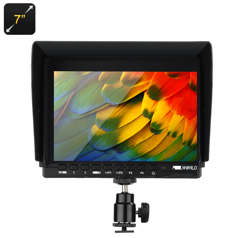 7 inch On Camera IPS DSLR Monitor