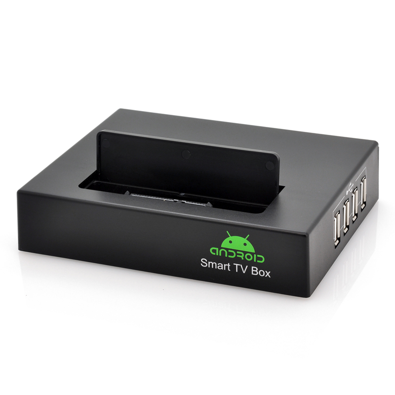 Android 4.2 TV Box w/ 2.5HDD Dock - Wizz