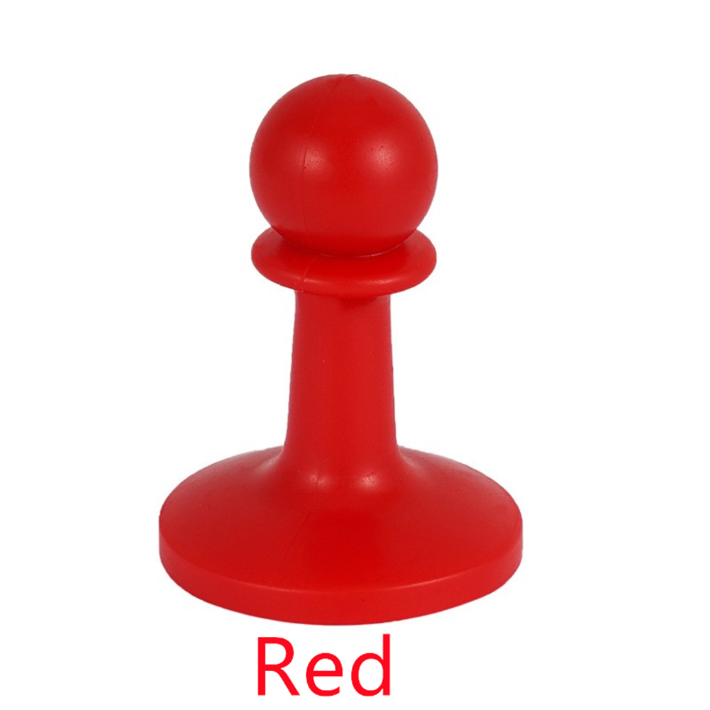 Lightning  Proof  Cap For Camping Tent Poles Awning Rod Support Bar Anti-thunder Protection Cover Hat red