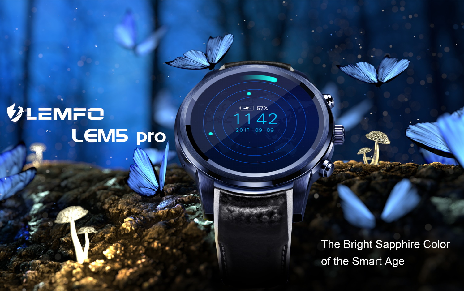LEM5 Pro Smart Watch Phone