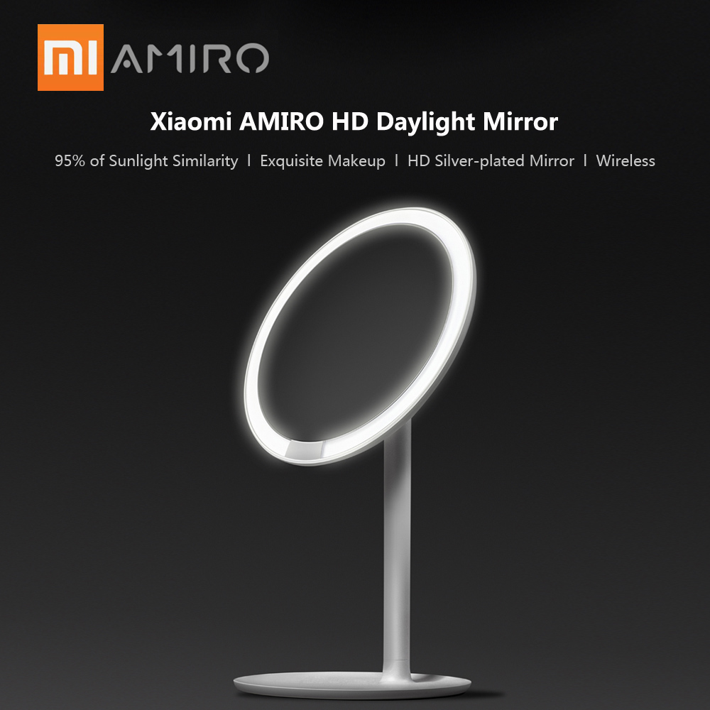 Xiaomi Mijia AMIRO HD Mirror Lamp White