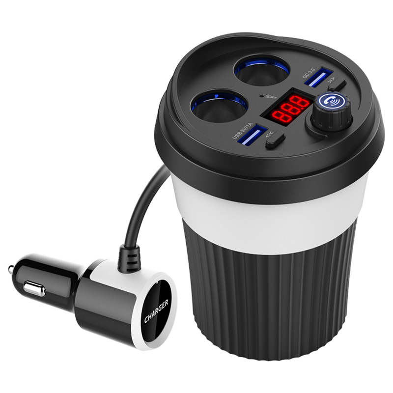 Wholesale Car Bluetooth Cup Adaptor From China
