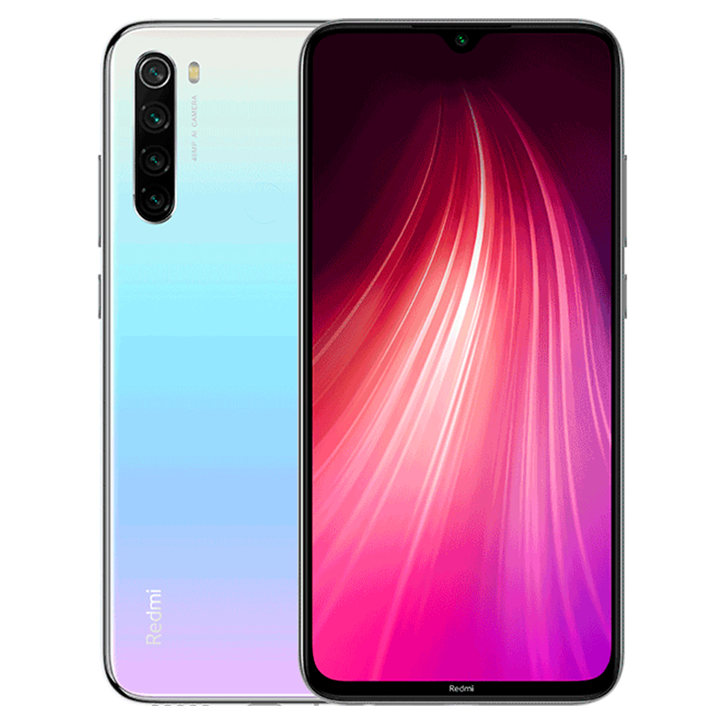 Original Xiaomi Redmi Note 8 Snapdragon 665 48MP Camera 4000mAh 6.3