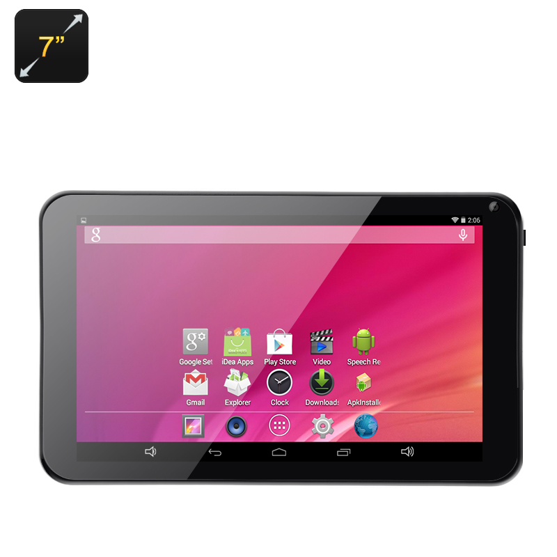 iDea USA CT740 Tablet