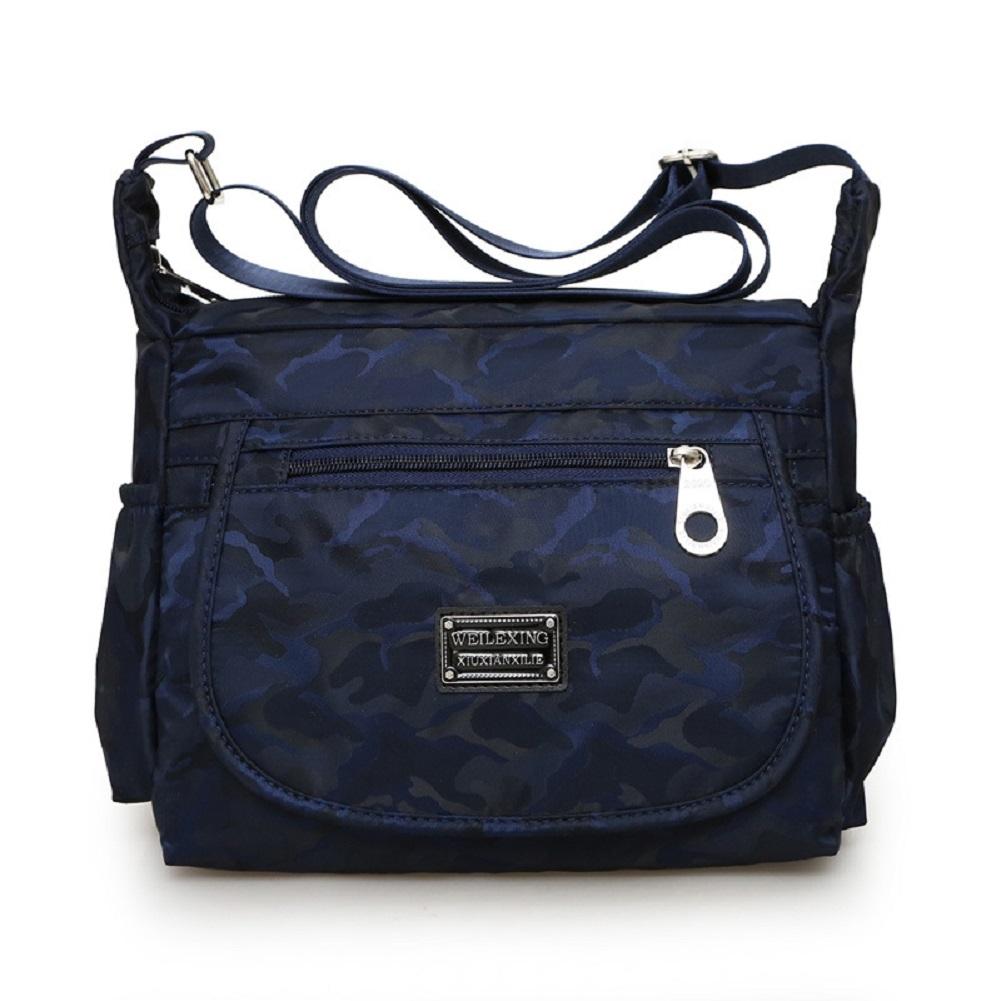 Women Portable Multifunctional Waterproof Shoulder Bag Mummy Bag