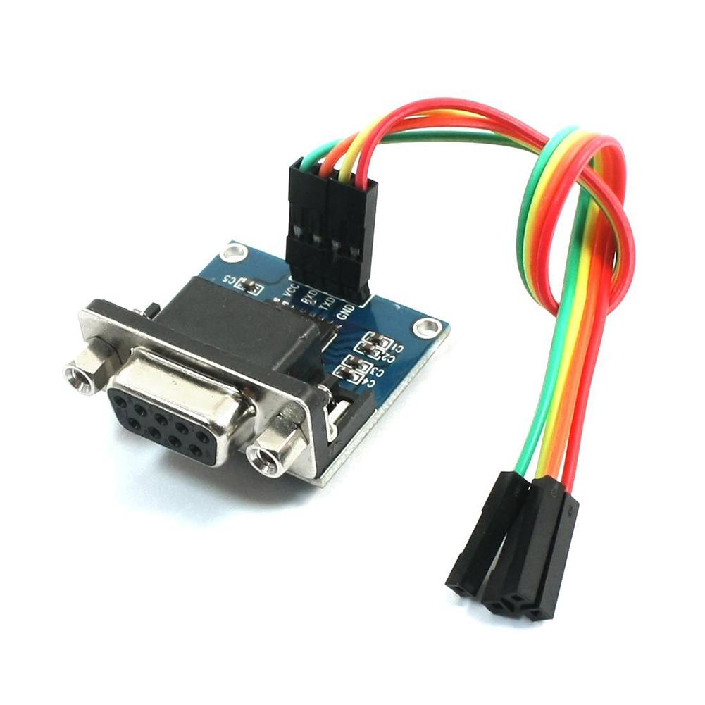 5PCS MAX3232 RS232 to TTL Converter Module COM Serial Port Board Max232