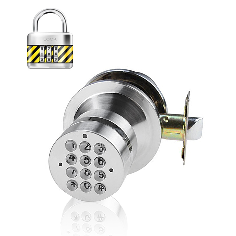 Battery Operated Security Door Lock