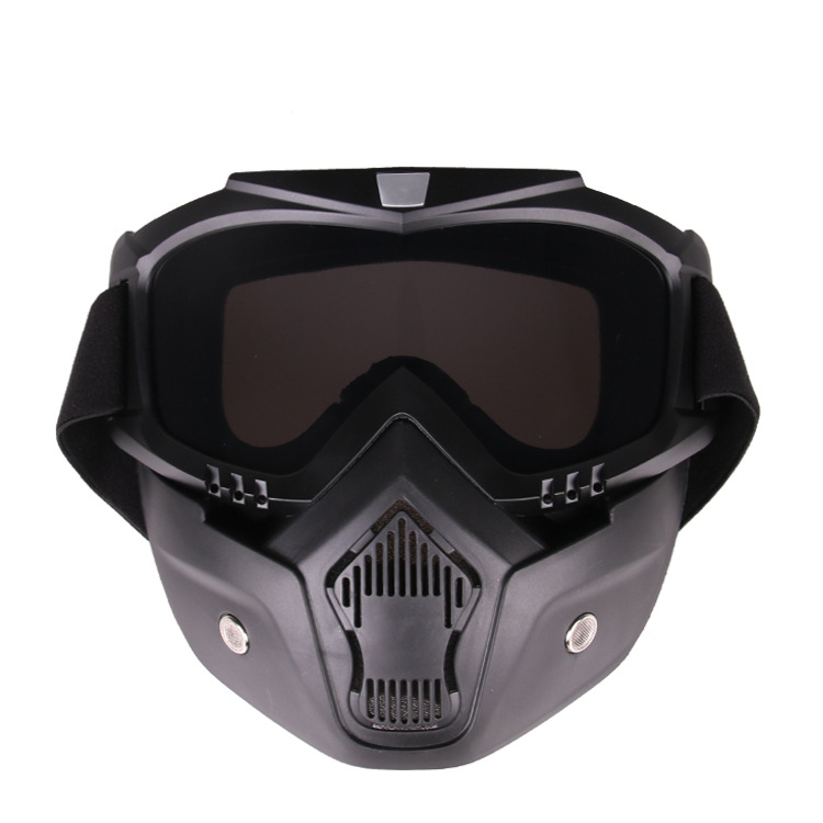 Practical Motorcycle Tactical Goggles
