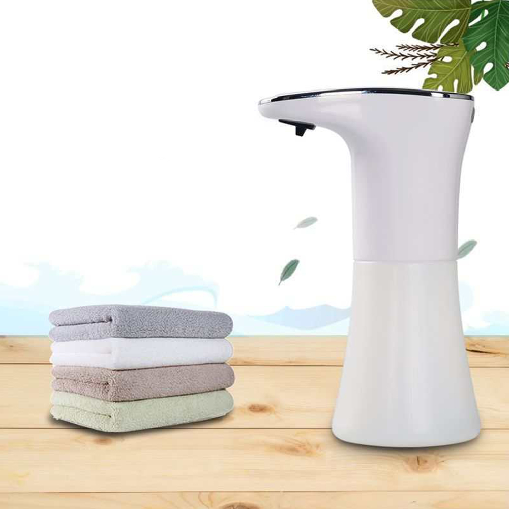 350ML Automatic Induction Touchless Soap Dispenser Hand Cleaning Disinfection Spray Sterilizer Spray