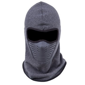 Winter Neck Face Mask Warm Thermal Fleece Hat