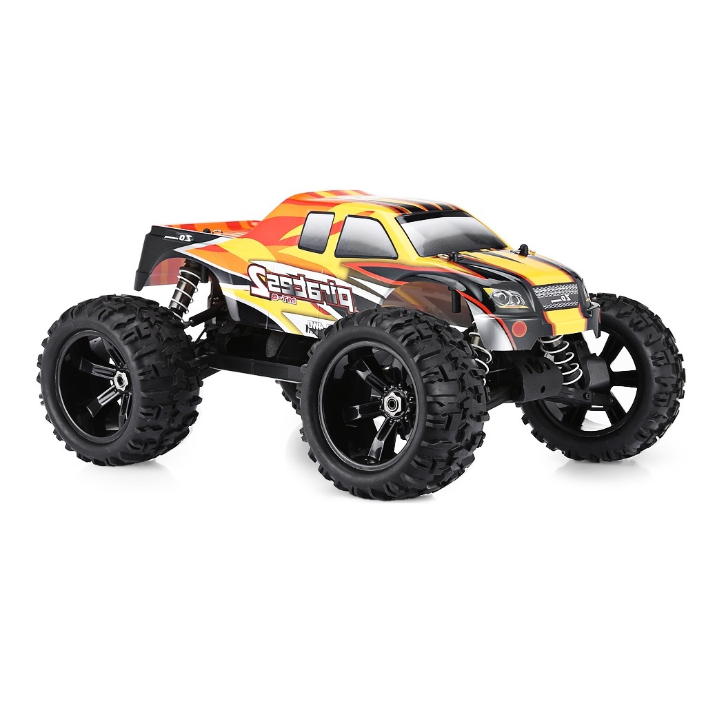ZD Racing 9116(V2) 1/8 2.4G 4WD 80A 3670 Brushless RC Car  Off-road Truck RTR Toy 9116 (V2) standard version
