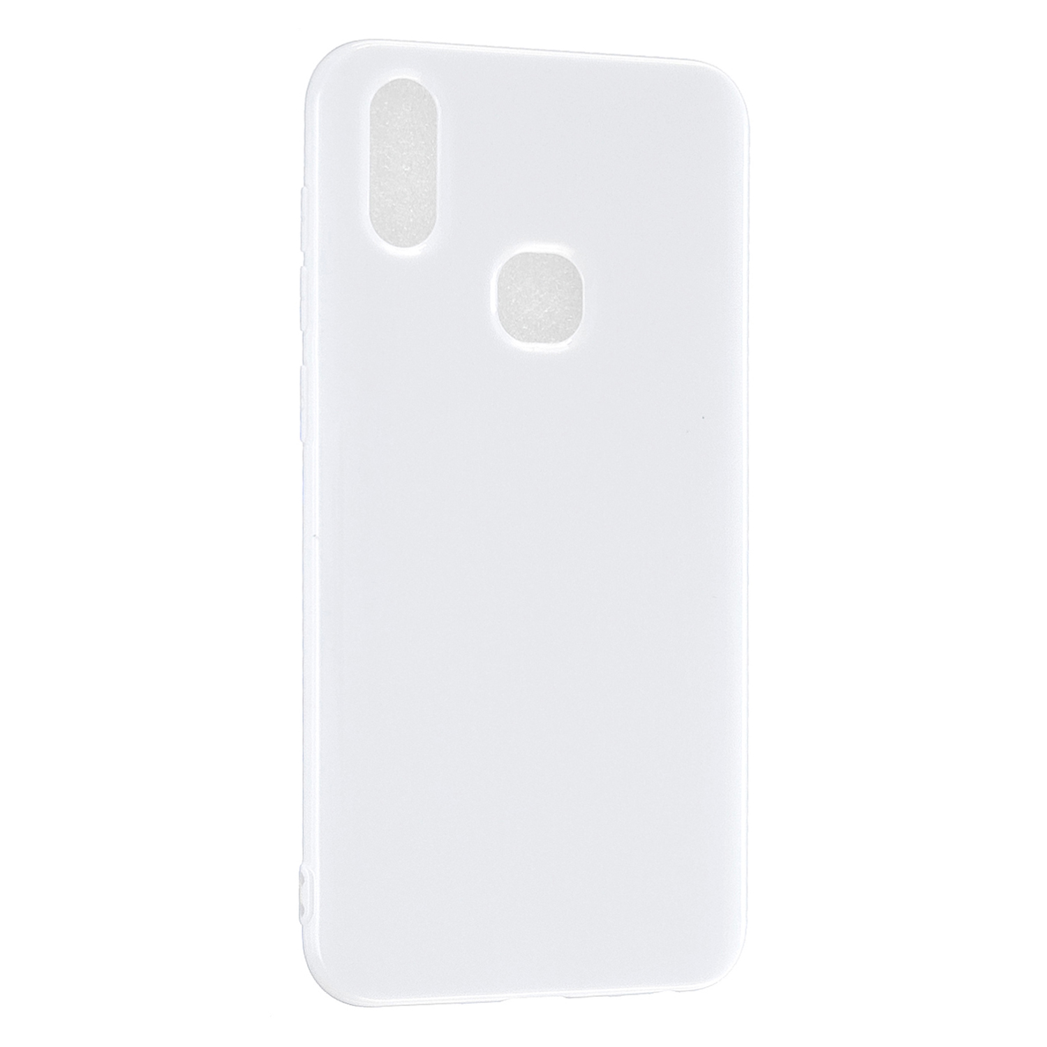 for VIVO Y17/Y3 / Y91/Y95/Y93 Thicken 2.0mm TPU Back Cover Cellphone Case Shell white