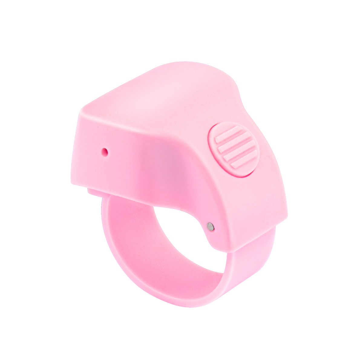 R10 Bluetooth Control Ring Selfie Lithium Battery Rechargeable Free-hands Ring Pink