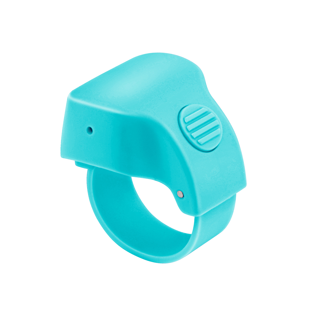 R10 Bluetooth Control Ring Selfie Lithium Battery Rechargeable Free-hands Ring blue
