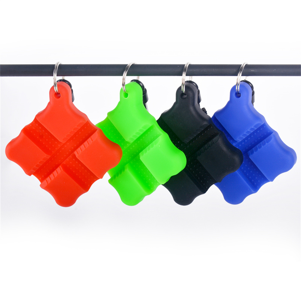 Silicone Arrow  Pulling  Protector Arrow Puller Guard Archery Accessories Red