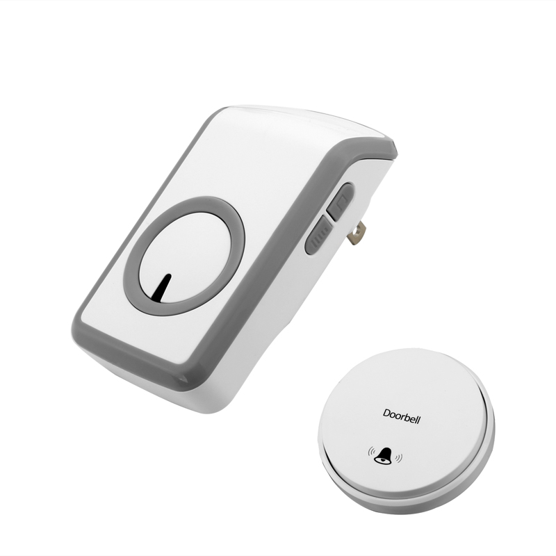 Battery-Free Wireless Doorbell