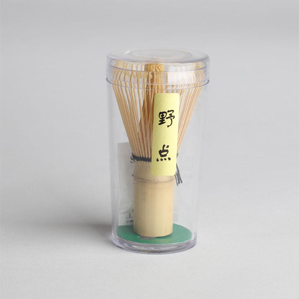 Exquisite Tea Whisk Tea Ceremony Accessories Tea Tool with Ergonomic Handle size 1
