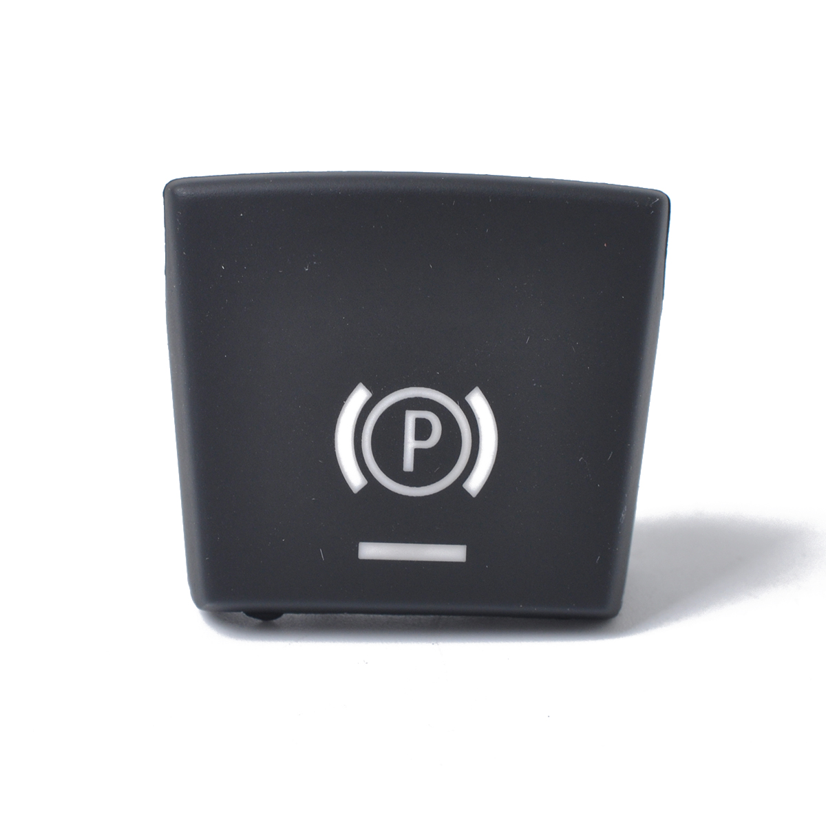 Parking Brake P Button Switch Cover For BMW 5 6 X3 X4  F10 F11 F06 2009-2013 black