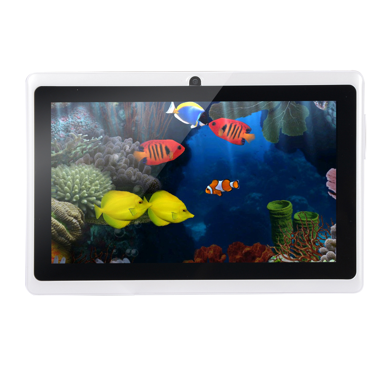 3G 7-Inch 512MB +8GB Tablet White