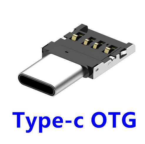 Micro USB Type C to 2.0 OTG Adapter Converter Universal Data Cable for Laptop Tablet PC Type-C