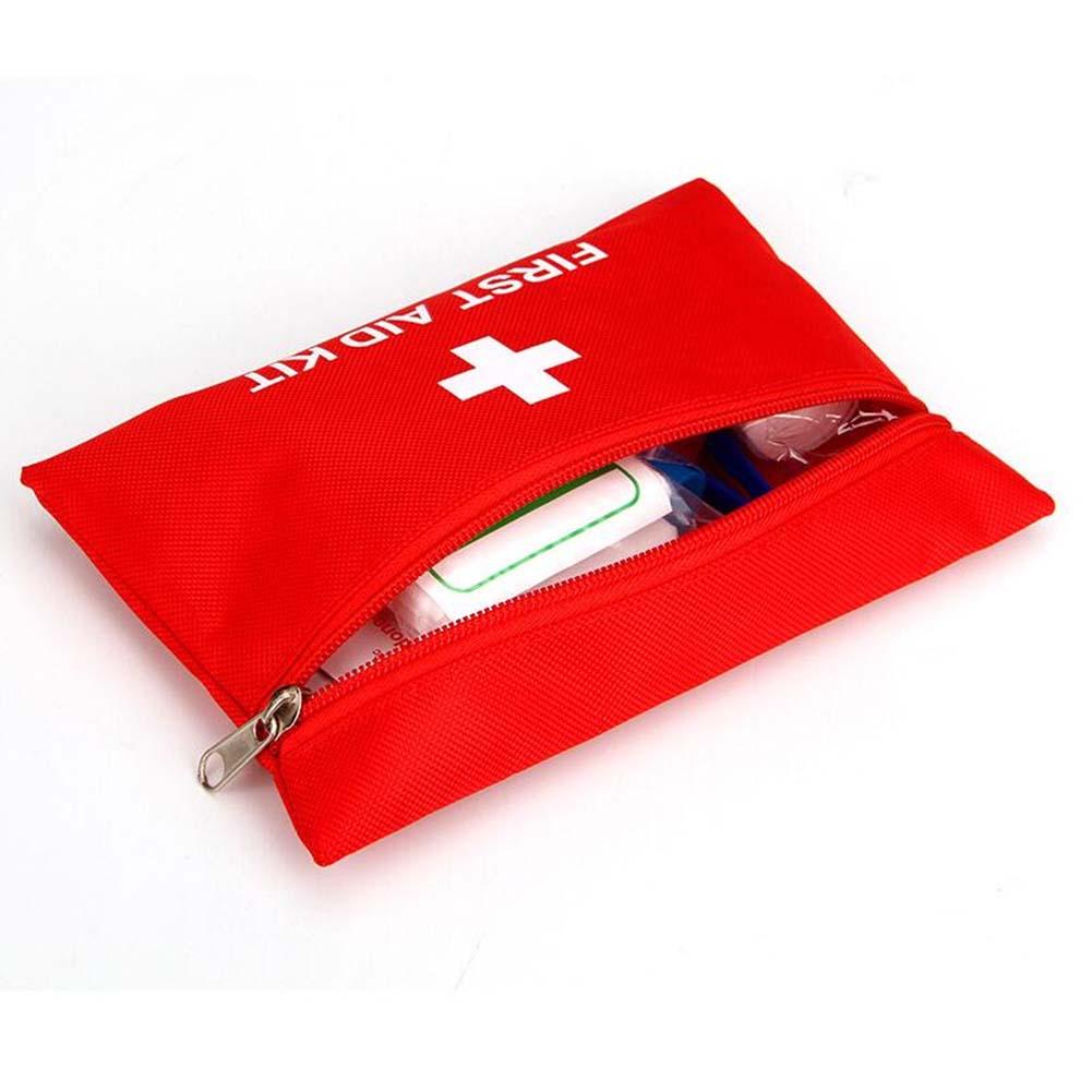35pcs Mini First Aid Bag Kit Safe Camping Hiking Car Medical Emergency Kit Treatment Pack Emergency kit