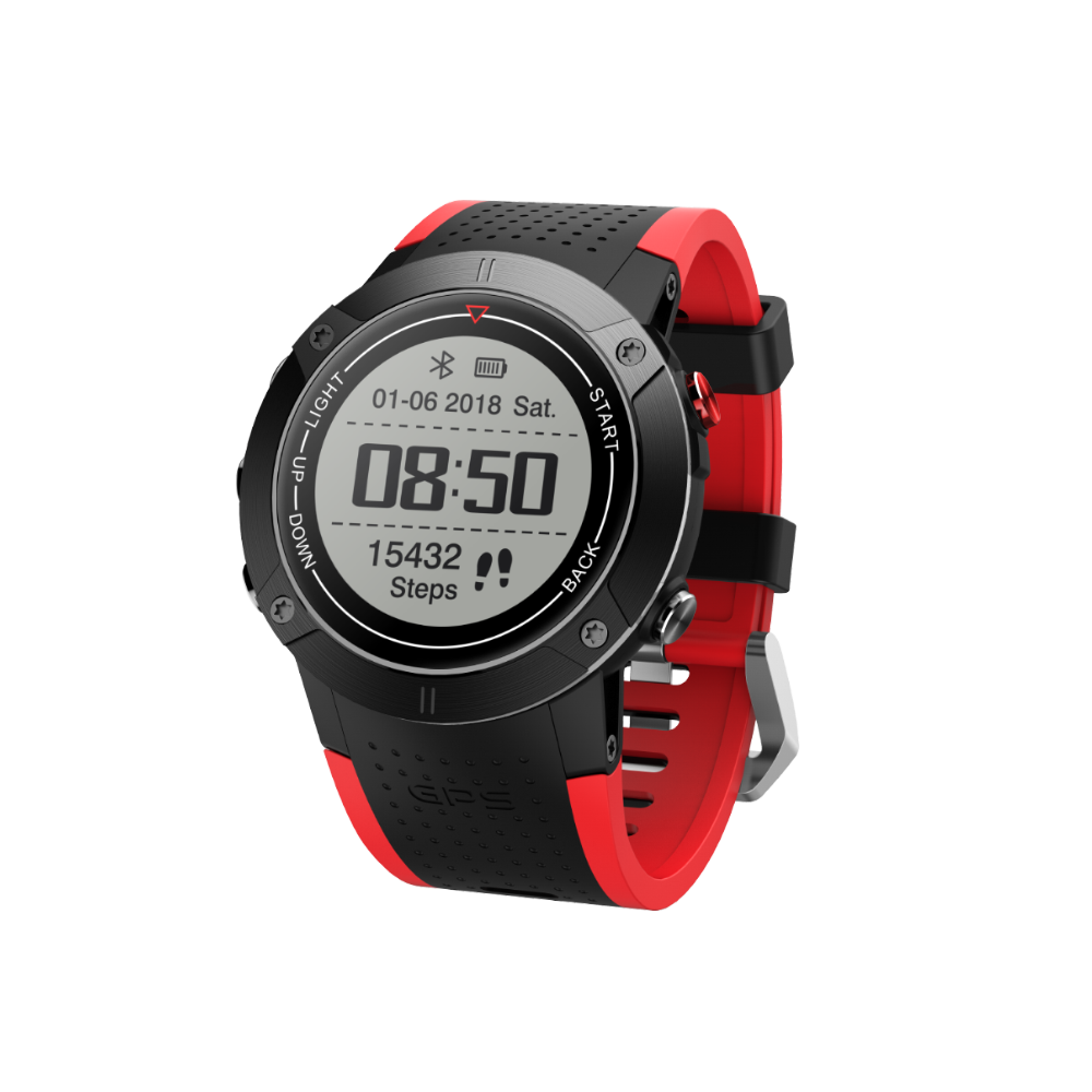 DM18 Smart Watch (Red)