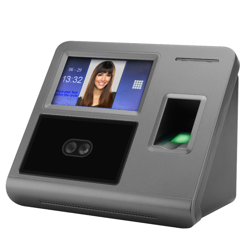 Fingerprint + Facial Recognition Attendance