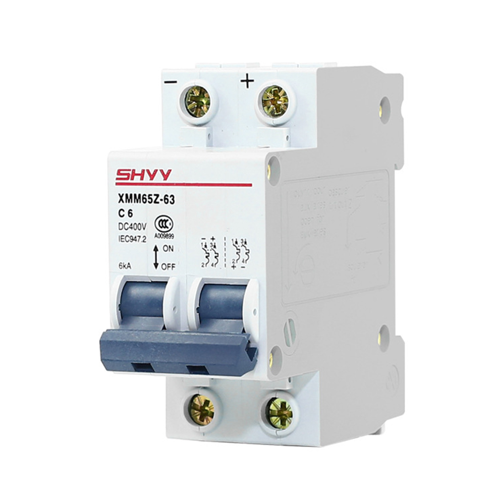DC MCB Circuit Breaker for Solar Photovoltaic