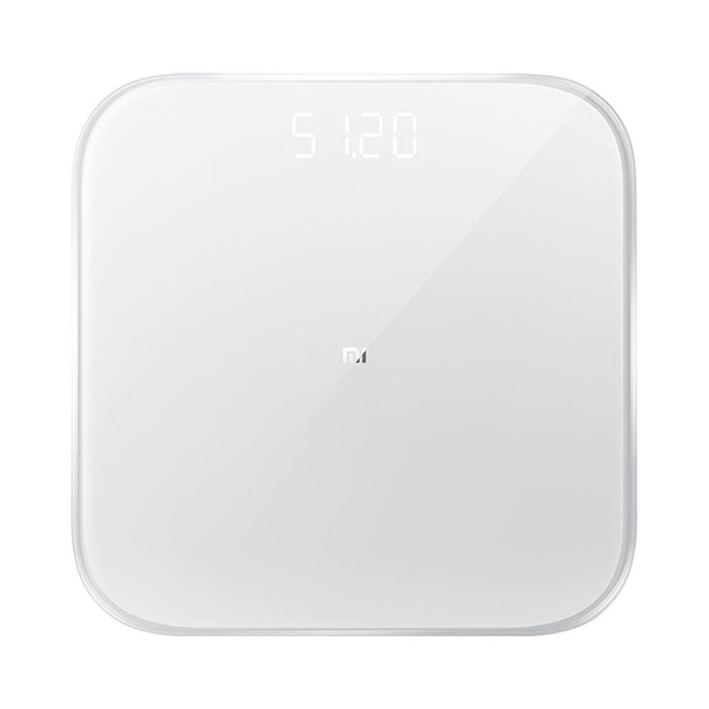 Smart Weighing Scale 2 Health Balance Bluetooth 5.0 Digital Weight Scale Support Android 4.3 iOS 9 Mifit App white_40*40